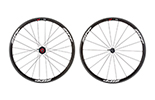 202 Firecrest Carbon Clincher Rear 24 spokes 10/11 Speed SRAM Cassette Body White Decal