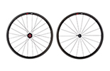 202 Firecrest Carbon Clincher Rear 24 spokes 10/11 Speed SRAM Cassette Body Black Decal - Special Order