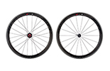 303 Firecrest Carbon Clincher Rear 24 Spokes 10/11 Speed Campagnolo Cassette Body Black Decal - Special Order